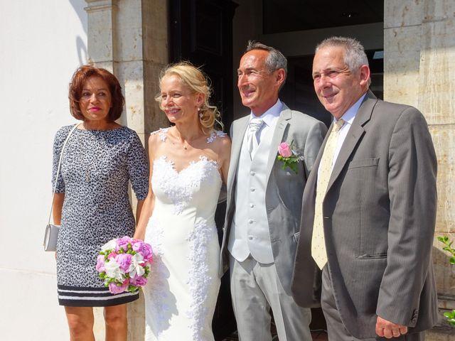Le mariage de Alain et Séverine à Cagnes-sur-Mer, Alpes-Maritimes 14