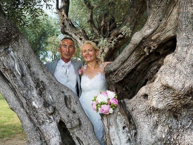 Le mariage de Alain et Séverine à Cagnes-sur-Mer, Alpes-Maritimes 17