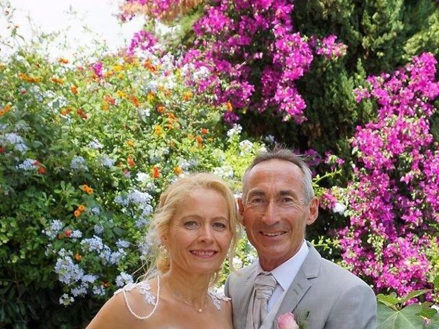Le mariage de Alain et Séverine à Cagnes-sur-Mer, Alpes-Maritimes 1