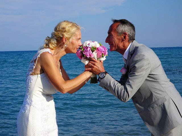 Le mariage de Alain et Séverine à Cagnes-sur-Mer, Alpes-Maritimes 20