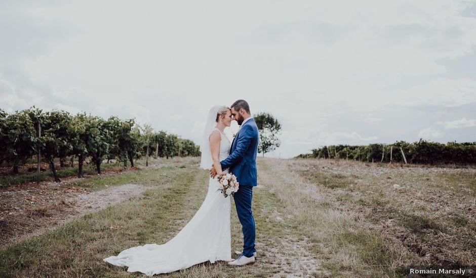 Le mariage de Nicolas et Laurie à Nercillac, Charente