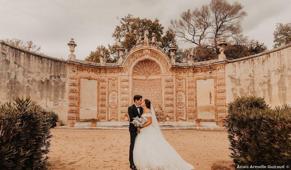 Le mariage de Alexandre et Romane à Prades-le-Lez, Hérault
