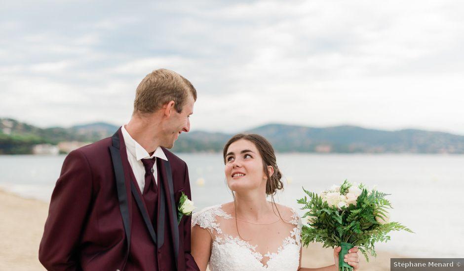 Le mariage de Stéphane et Elisa à Sainte-Maxime, Var