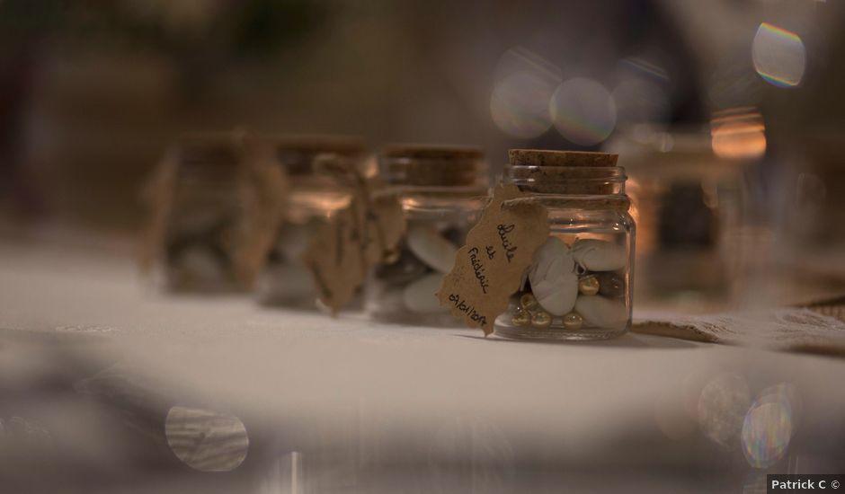 Le mariage de Fred et Lucile à Étréchy, Essonne