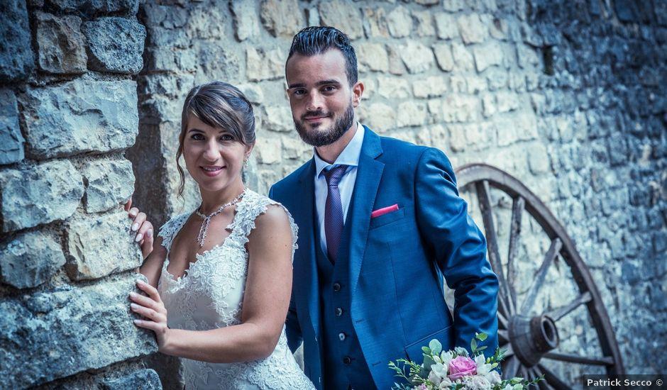 Le mariage de Julien et Alicia à Vigneulles-lès-Hattonchâtel, Meuse