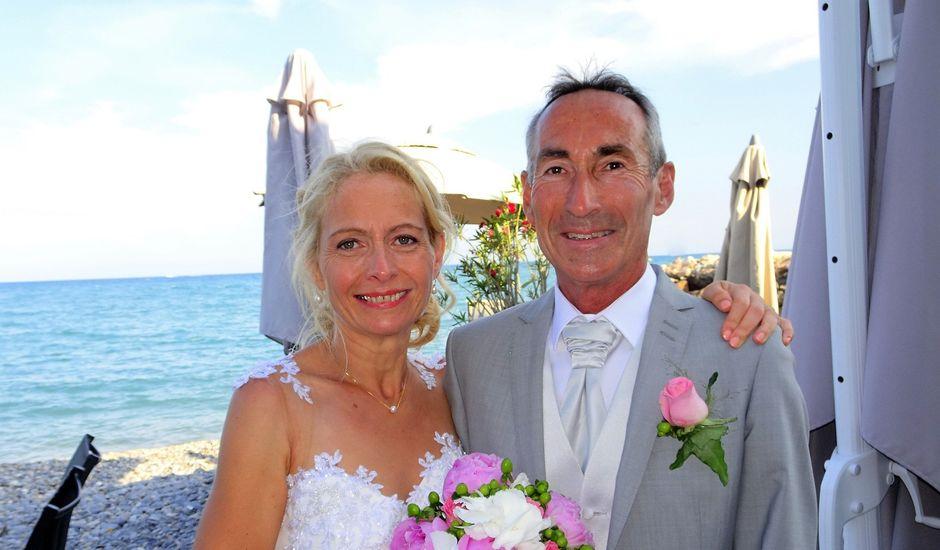 Le mariage de Alain et Séverine à Cagnes-sur-Mer, Alpes-Maritimes