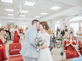 Le mariage de Cecile et Mickael 1