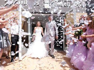 Le mariage de Melanie et Alex
