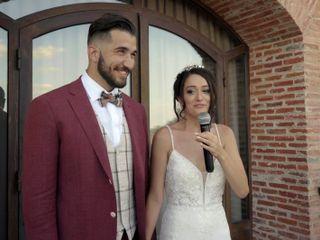 Le mariage de Cindy et Pete
