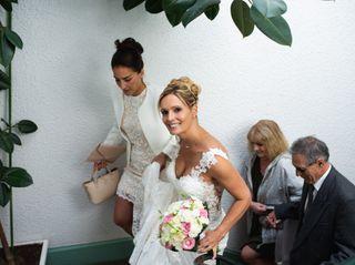 Le mariage de Jackie et Clément 1