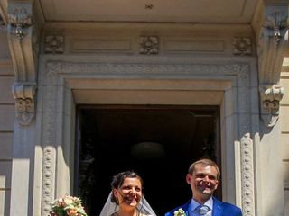 Le mariage de Murielle et Nicolas 1