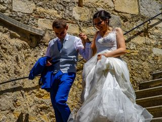 Le mariage de Murielle et Nicolas
