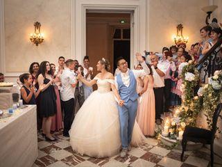 Le mariage de Célia et Andy