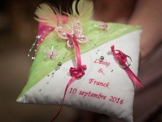 Le mariage de Laure et Franck 1