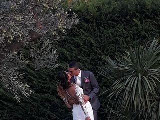 Le mariage de Vinciane et Mathieu  1