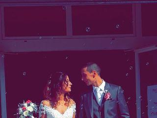 Le mariage de Vinciane et Mathieu  3