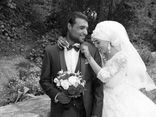 Le mariage de Habiba et Sébastien