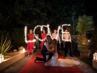 Le mariage de Jessica et Yoann