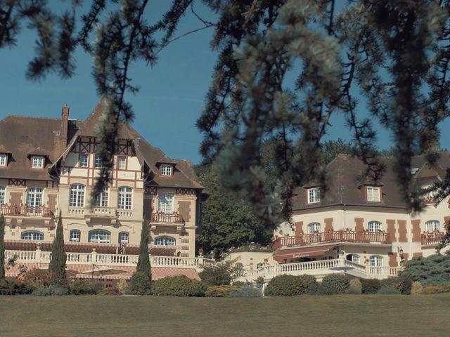Le mariage de Jérôme et Émeline à Gouvieux, Oise 5