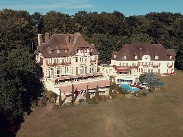 Le mariage de Jérôme et Émeline à Gouvieux, Oise 6