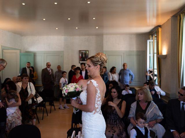 Le mariage de Clément et Jackie à Vaugneray, Rhône 4