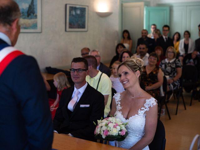 Le mariage de Clément et Jackie à Vaugneray, Rhône 6