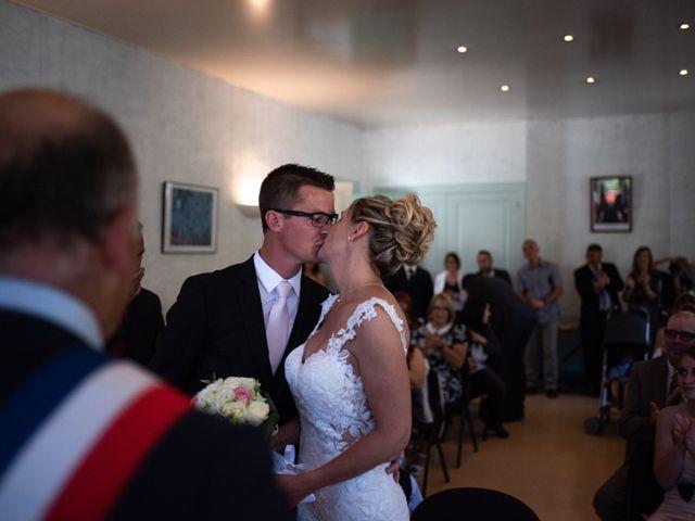 Le mariage de Clément et Jackie à Vaugneray, Rhône 9