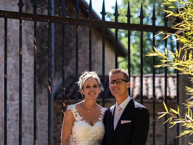 Le mariage de Clément et Jackie à Vaugneray, Rhône 23