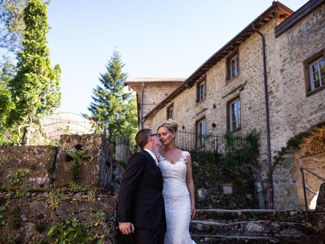 Le mariage de Clément et Jackie à Vaugneray, Rhône 24