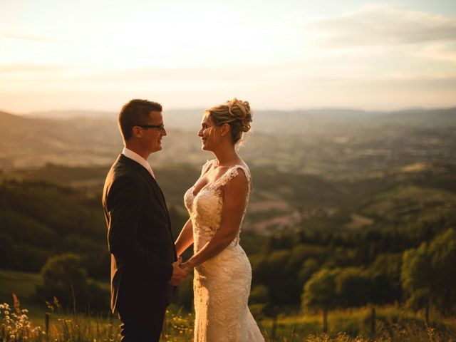Le mariage de Clément et Jackie à Vaugneray, Rhône 28