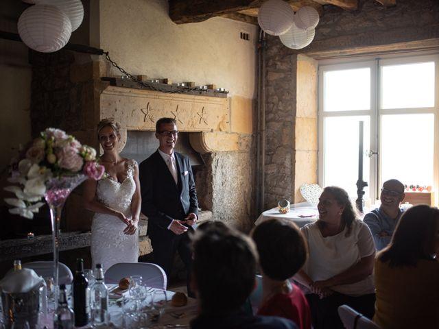 Le mariage de Clément et Jackie à Vaugneray, Rhône 32