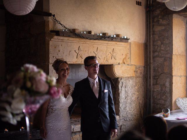 Le mariage de Clément et Jackie à Vaugneray, Rhône 35