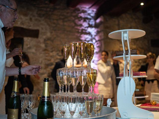 Le mariage de Clément et Jackie à Vaugneray, Rhône 48
