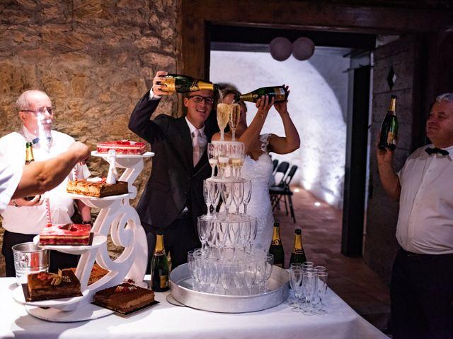 Le mariage de Clément et Jackie à Vaugneray, Rhône 51