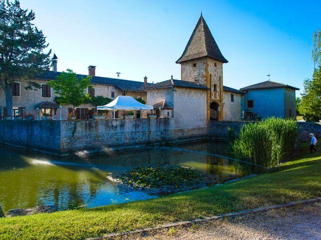 Le mariage de Nicolas et Murielle à Saint-Genis-Laval, Rhône 2