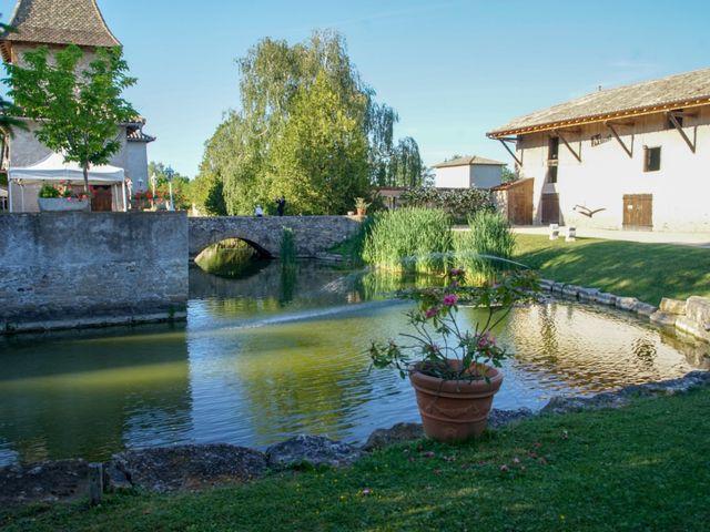 Le mariage de Nicolas et Murielle à Saint-Genis-Laval, Rhône 6