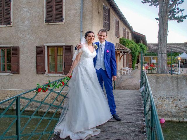 Le mariage de Nicolas et Murielle à Saint-Genis-Laval, Rhône 7