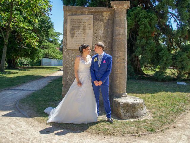 Le mariage de Nicolas et Murielle à Saint-Genis-Laval, Rhône 8