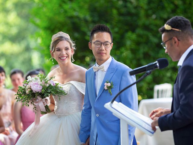 Le mariage de Andy et Célia à Santeny, Val-de-Marne 7