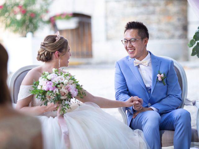 Le mariage de Andy et Célia à Santeny, Val-de-Marne 9