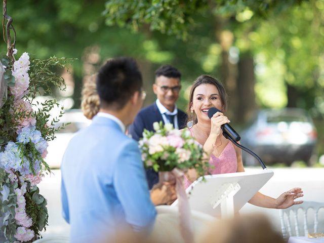 Le mariage de Andy et Célia à Santeny, Val-de-Marne 10
