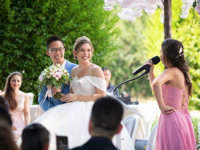 Le mariage de Andy et Célia à Santeny, Val-de-Marne 11