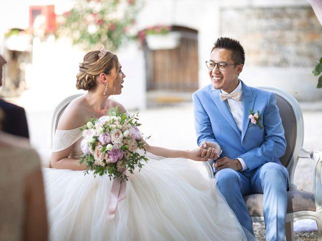 Le mariage de Andy et Célia à Santeny, Val-de-Marne 12
