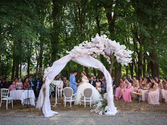 Le mariage de Andy et Célia à Santeny, Val-de-Marne 14