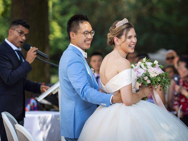 Le mariage de Andy et Célia à Santeny, Val-de-Marne 15