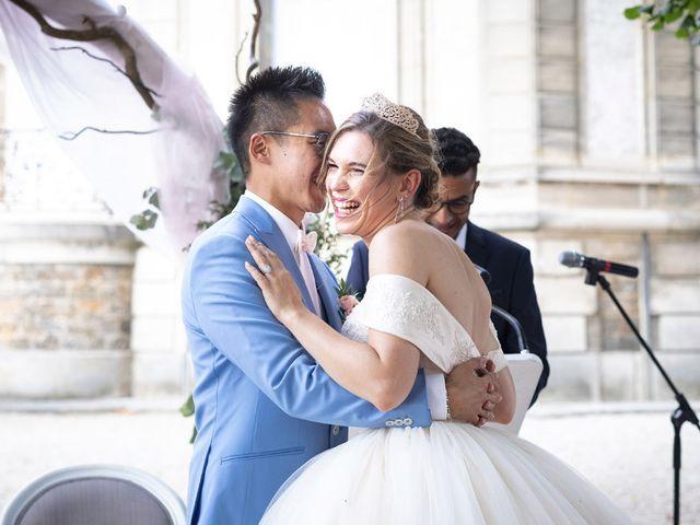 Le mariage de Andy et Célia à Santeny, Val-de-Marne 18