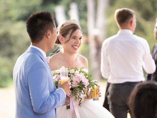 Le mariage de Andy et Célia à Santeny, Val-de-Marne 21