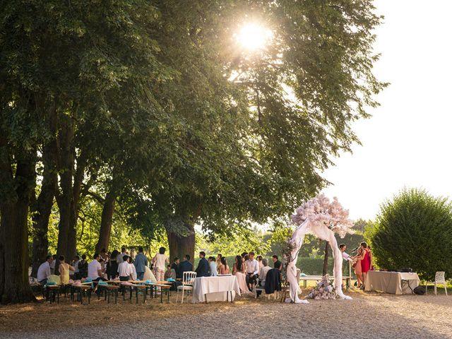 Le mariage de Andy et Célia à Santeny, Val-de-Marne 22