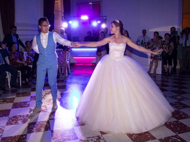 Le mariage de Andy et Célia à Santeny, Val-de-Marne 36