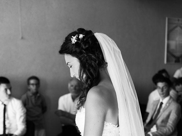 Le mariage de Eric et Delphine à Ordan-Larroque, Gers 5